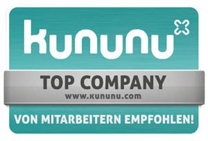 Kununu_TOP_Company_300